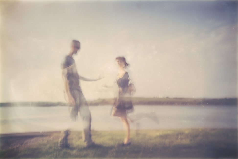 abstract couple